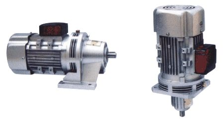 WB Series Miniature Cycloidal Pin-wheel Reducer