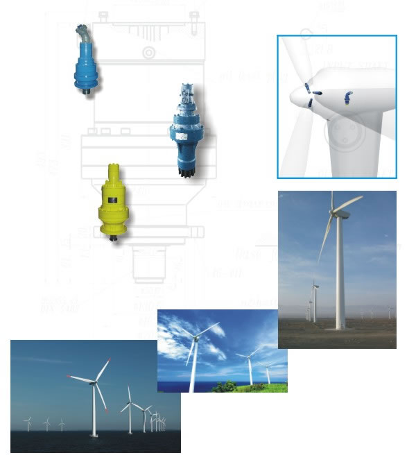 Transmission System for Wind Generator